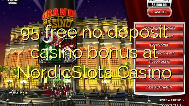 Free Casino Games No Deposit